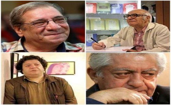 هنرمندانی که سال ۹۷ با دنیا وداع کردند