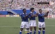 فیلم: به یادماندنی ترین شادی گل ها در جام جهانی