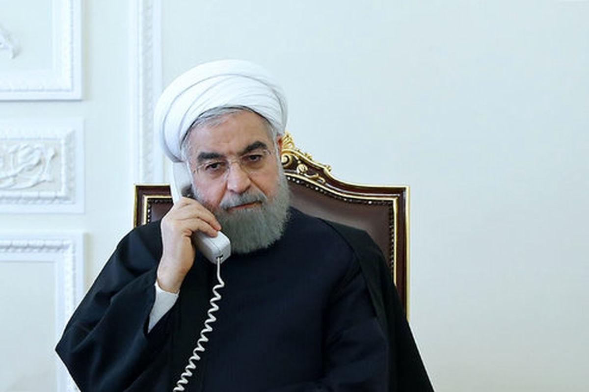 در گفتگوی تلفنی روحانی با نخست وزیر عراق چه گذشت؟