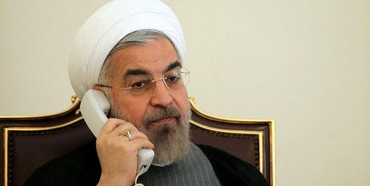 روحانی: ایران از روند صلح به رهبری دولت افغانستان حمایت میکند