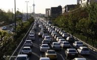 افزایش تردد خودروها در محور کرج_چالوس
