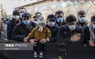 تصاویر: مراسم تشییع شهید گمنام - تبریز