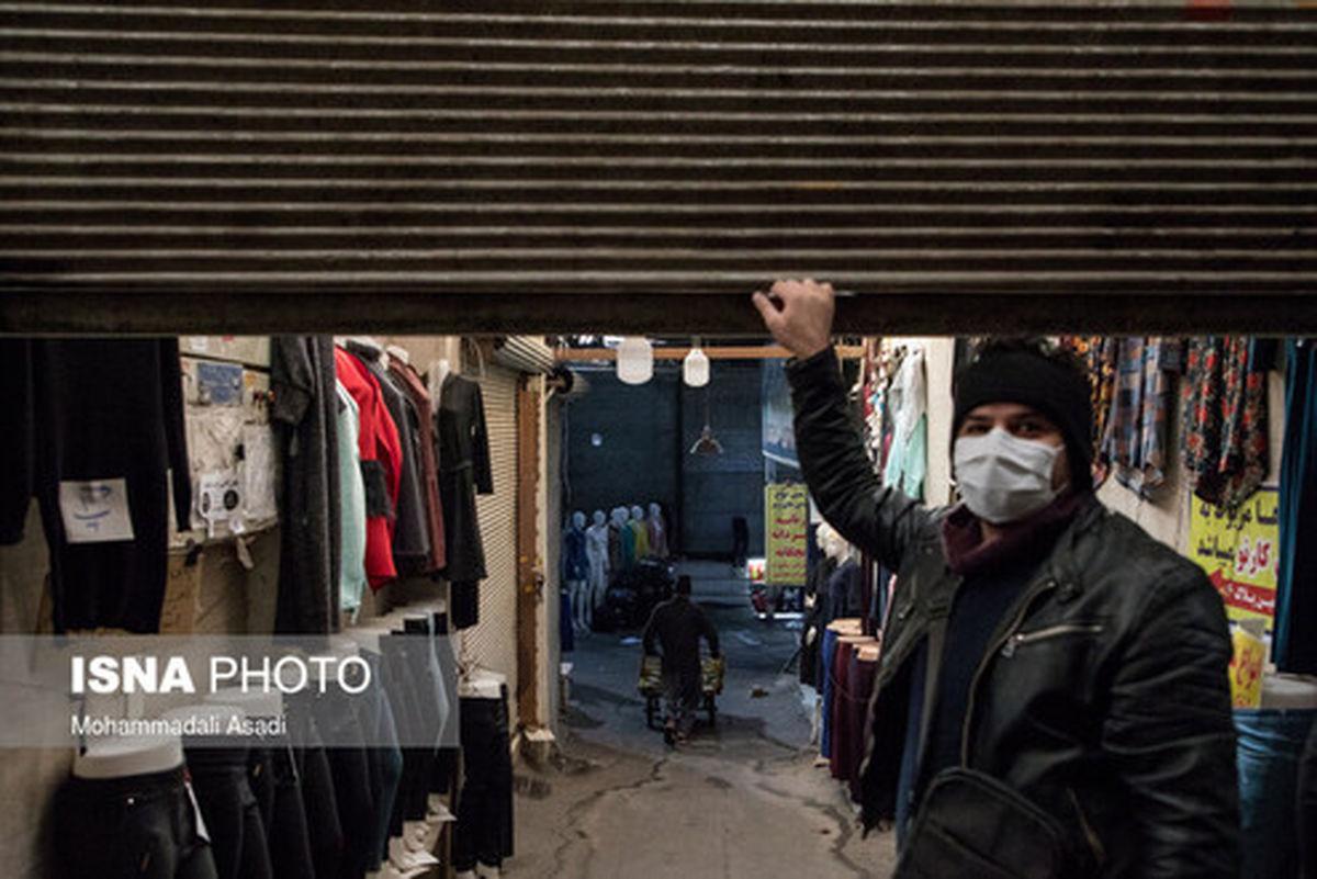 توضیح پلیس در مورد صنوف مجاز به فعالیت پایتخت از شنبه