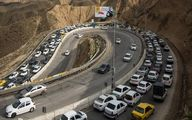 محدودیت ترافیکی پایان هفته جادههای شمال