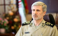 واکنش وزیر دفاع به ادعای سرویس اطلاعاتی انگلیس
