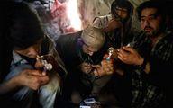 بدترین و عجیبترین نوع اعتیاد در پاکستان!؟ +عکس