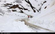 برف و بوران ۲ روزه در انتظار ۱۷ استان