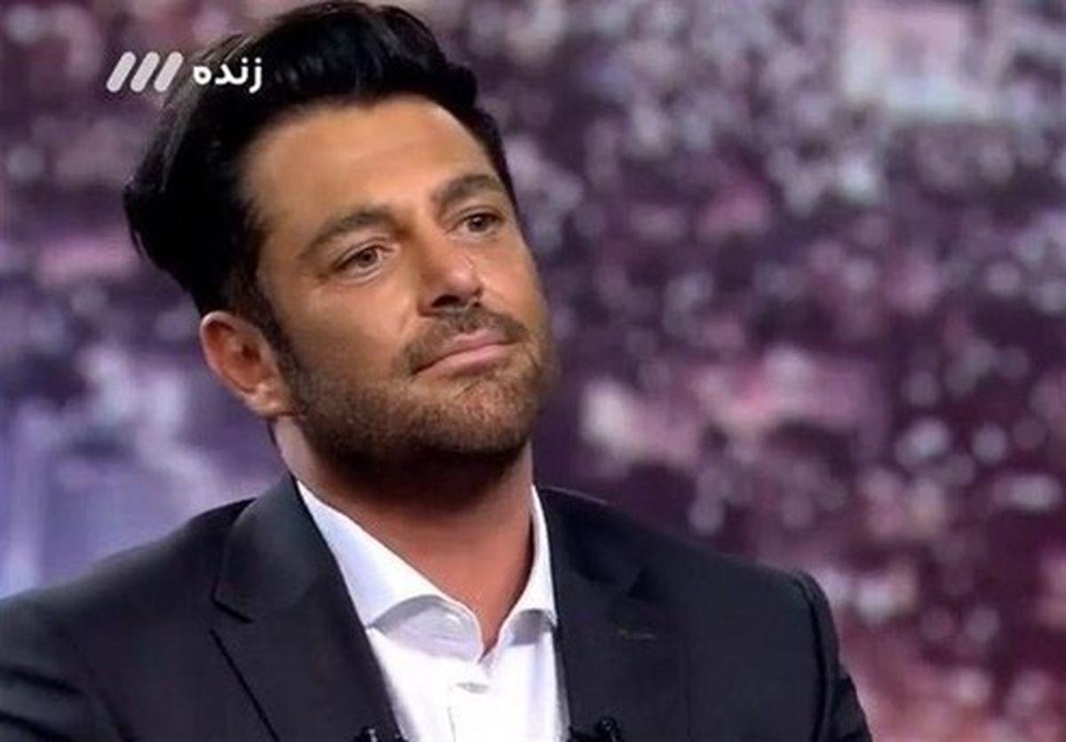 شلوار عجیب محمد رضا گلزار سوژه شد+عکس