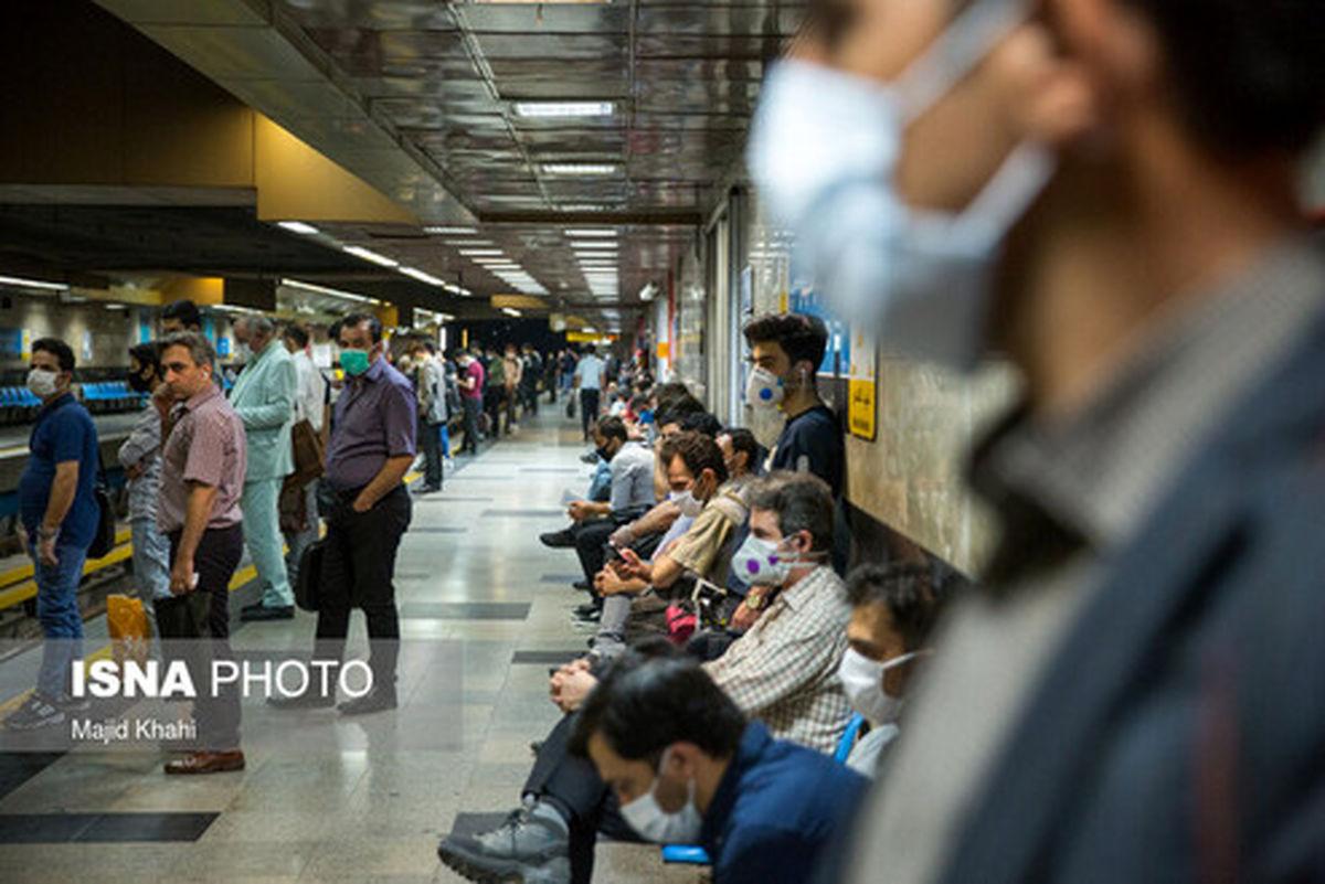 سرویس دهی خط ۶ متروی تهران تغییر کرد