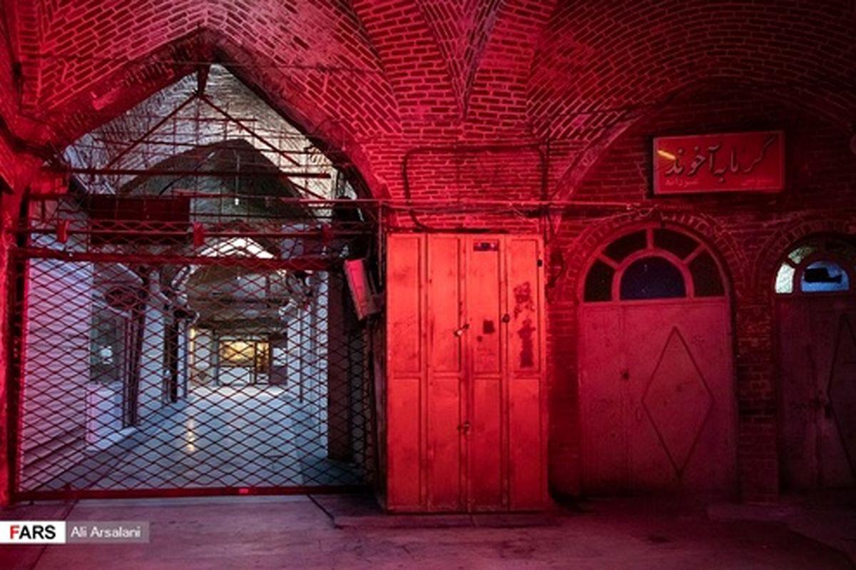 تصاویر: ارومیه در قرنطینه کرونایی