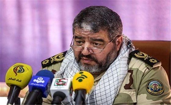 سردار جلالی: هدف دشمن از تهدیدات غیر نظامی درگیر کردن مردم با حکومتها است