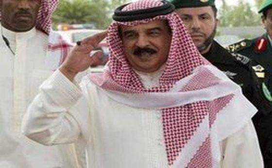 سفر پادشاه بحرین به امارات