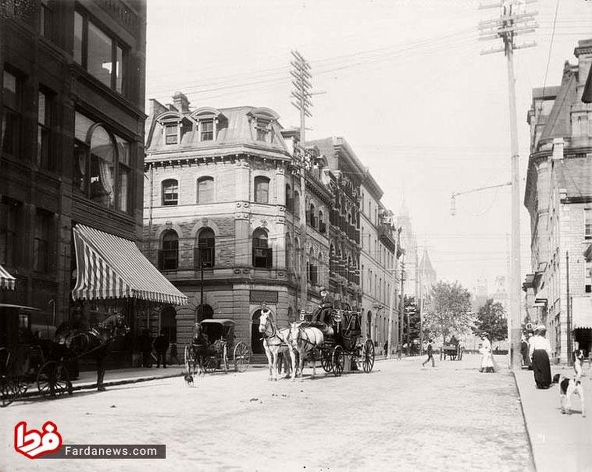 تصاویر: زندگی قرن نوزدهمی در پایتخت کانادا