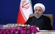 روحانی: تا زمانیکه انتخابات است جمهوری اسلامی باقی میماند