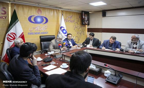 تصاویر: نشست خبری شورای ائتلاف نیروهای انقلاب