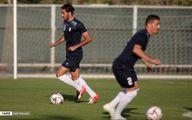 تصاویر: نخستین تمرین تیم ملی فوتبال ایران