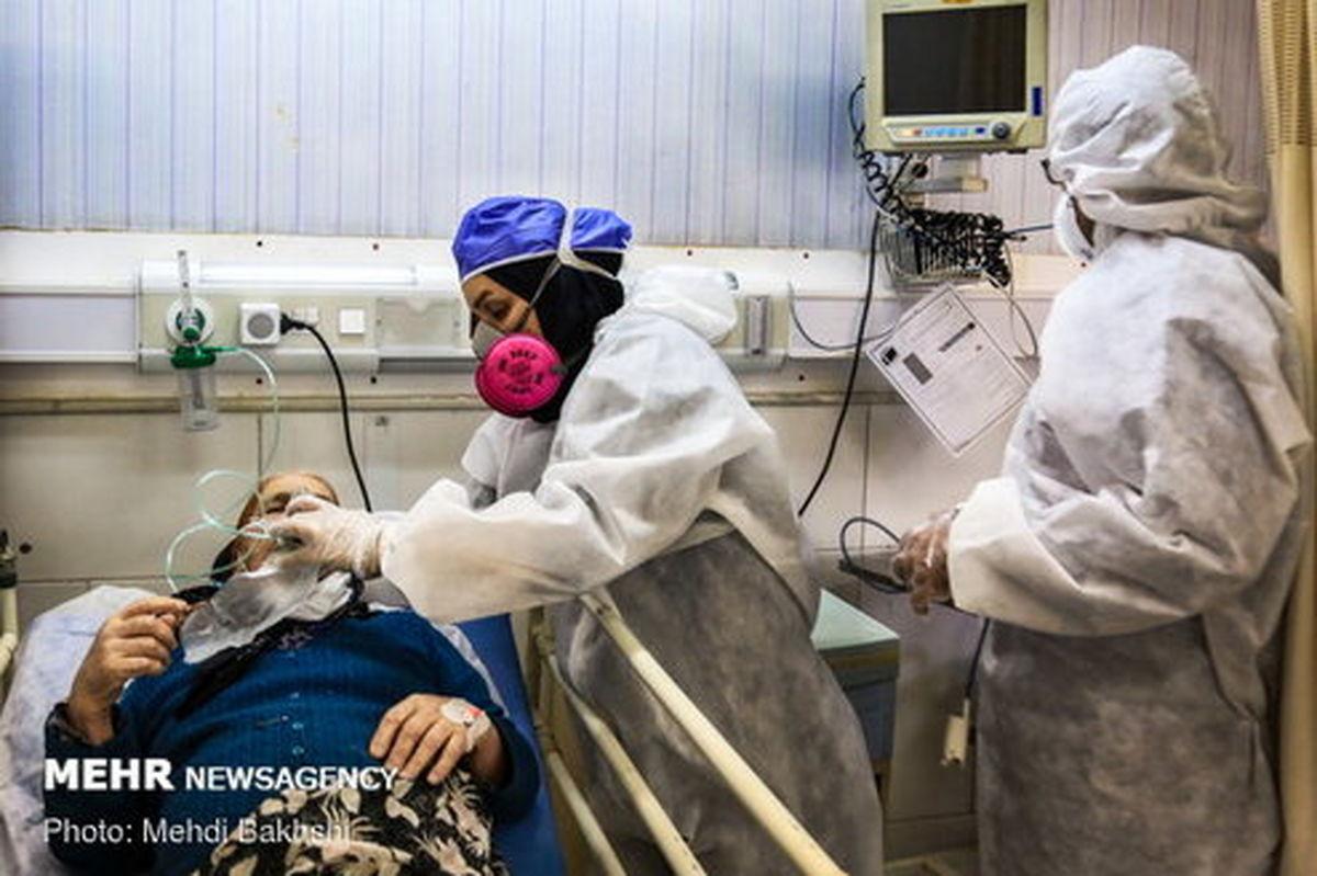 کاهش ۱۵ درصدی مرگ و میر ناشی از کرونا در استان تهران
