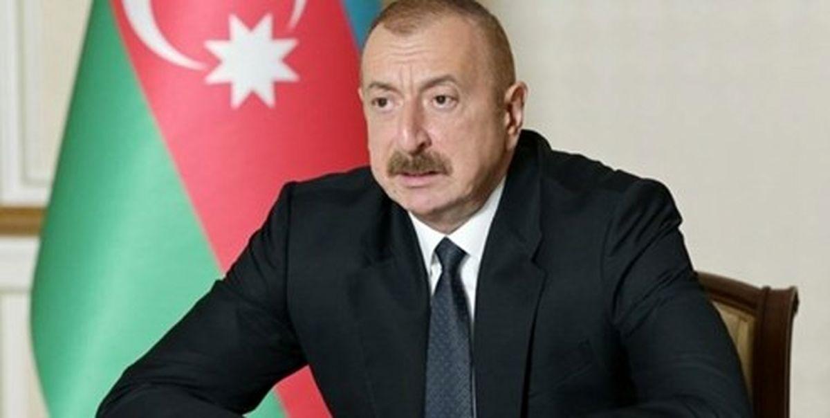 هشدار علیاف به ارمنستان
