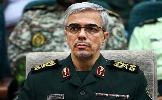 پیام سرلشکر باقری در آستانه فرارسیدن یوم الله ۲۲ بهمن