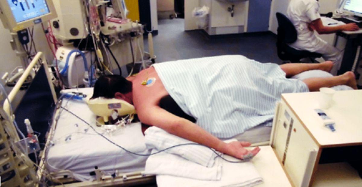 این ترفند ساده جان بیماران کرونا را نجات میدهد! +عکس