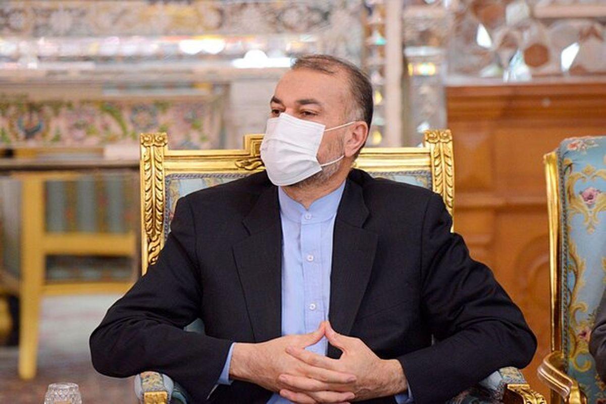 امیر عبداللهیان: همه برای خوزستان آباد و ایران توسعه یافته تلاش میکنیم