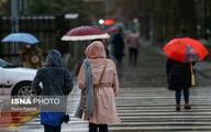 افزایش نسبی دما در روزهای آینده