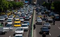 چگونگی اجرای طرح ترافیک درشرایط قرمز تهران