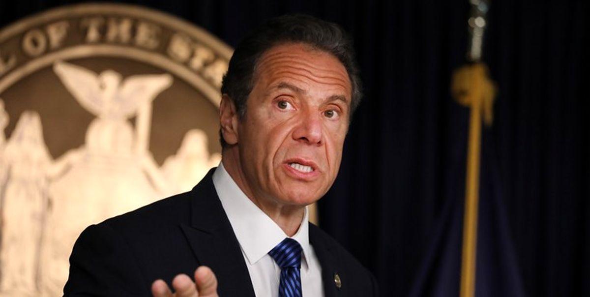 رسوایی اخلاقی فرماندار نیویورک جنجالی شد