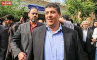 مهدی هاشمی به مرخصی آمد