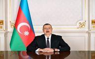 تشکر رئیس جمهور آذربایجان از ایران
