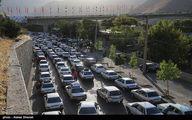 اعمال ممنوعیت تردد در جاده چالوس و هراز