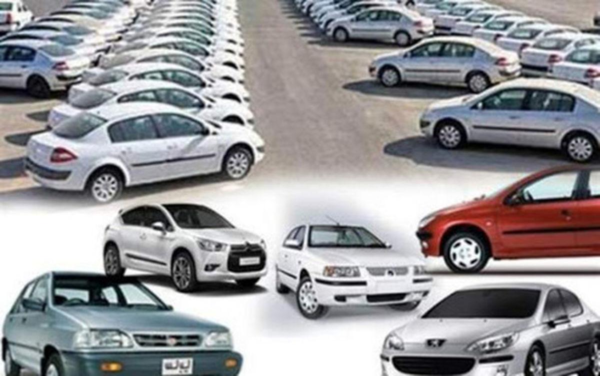 کاهش قیمت ها در بازار خودرو