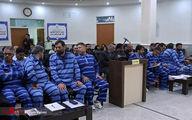 تصاویر: نهمین جلسه رسیدگی به اتهامات متهمان پرونده پدیده