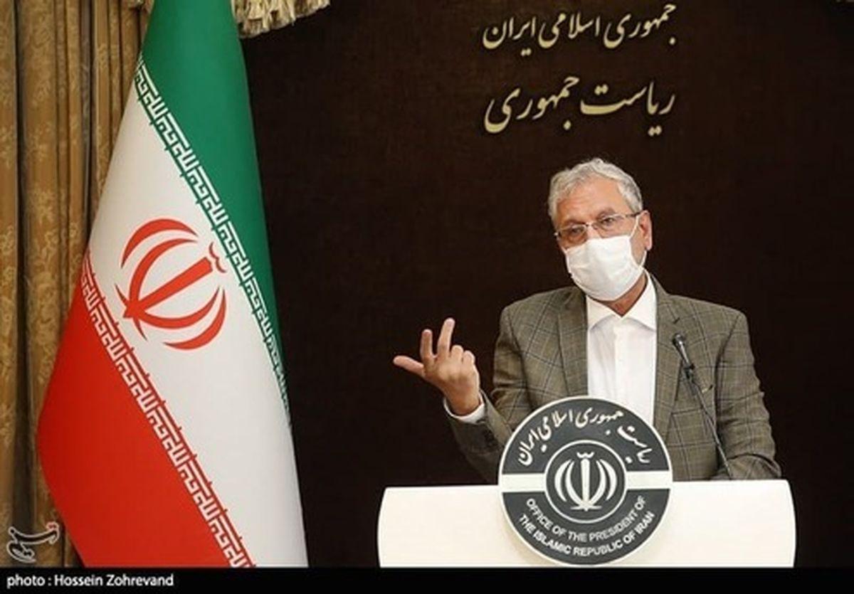 روحانی نامه اصلاح بودجه را تقدیم مجلس کرد +عکس