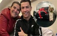 هدیه لاکچری فوتبالیست معروف برای مادرش +عکس