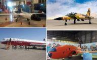 ۵ دستاورد صنعت هوایی سال ۹۷  +تصاویر