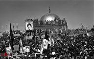 تصاویر تشییع و خاکسپاری بنیانگذار جمهوری اسلامی ایران