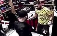 قتل هولناک یک فروشنده به دلیل پس نگرفتن لباس +فیلم