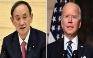 وعده ضد چینی بایدن به ژاپن