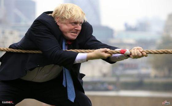 تصاویر: نخستوزیر جدید انگلیس معروف به «ترامپِ بریتانیا»