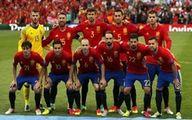 لیست ۲۳ بازیکن اسپانیا برای جام جهانی اعلام شد+عکس