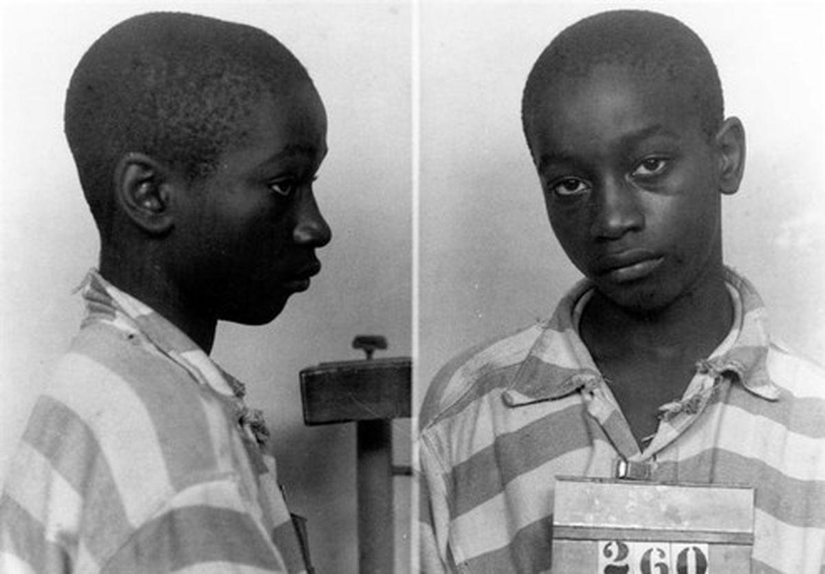 پسربچه ای که بیگناه با صندلی برقی اعدام شد! +تصاویر
