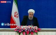 روحانی: ترامپ رو دست همه جلادهای تاریخ زد