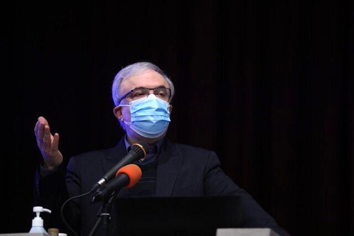 وزیر بهداشت:با هیچ مسافرتی موافق نیستیم/در خوزستان روزهای سختی داریم