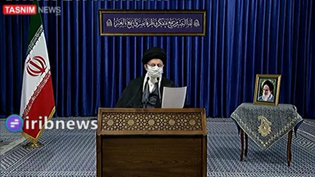 ترجمه کتیبه نصب شده در حسینیه امام خمینی (ره)