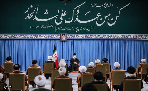 تصاویر: دیدار اعضای مجلس خبرگان با رهبری