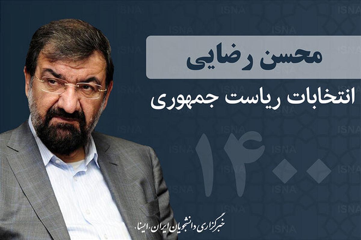 محسن رضایی: نهضت بزرگ خانه سازی ایرانیان را راه اندازی می کنیم