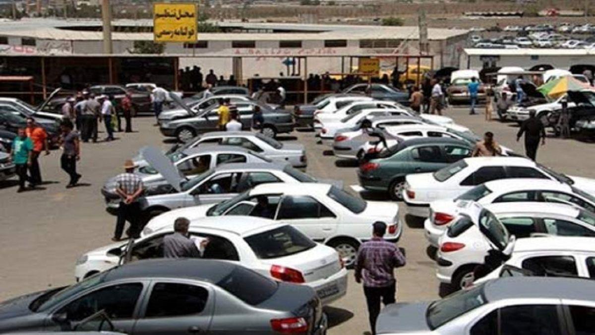 جدیدترین قیمت خودروها در بازار ۲۳ بهمن
