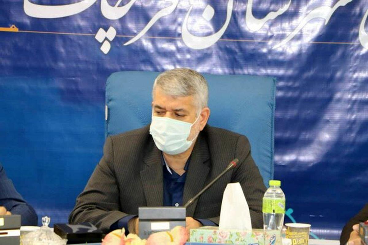 تمهیدات استانداری تهران برای انتخابات 1400