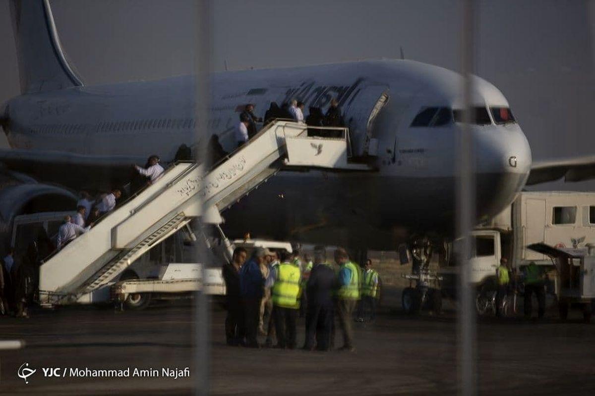 پروازهای ایران و عراق با توافق دو جانبه برقرار است